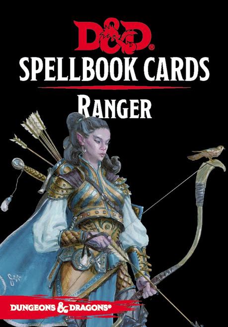 Spellbook Cards Ranger - Cerberus Games