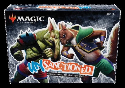 Unsanctioned Box Set - Cerberus Games