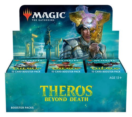 Theros Beyond Death Draft Booster Box - Cerberus Games