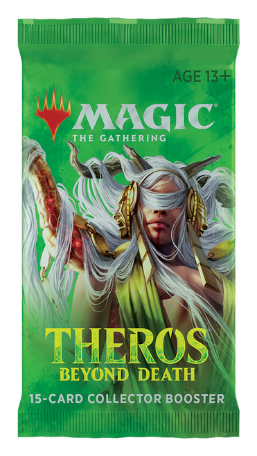 Theros Beyond Death Collector Booster Pack - Cerberus Games