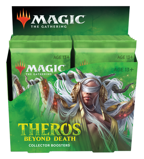 Theros Beyond Death Collector Booster Box - Cerberus Games