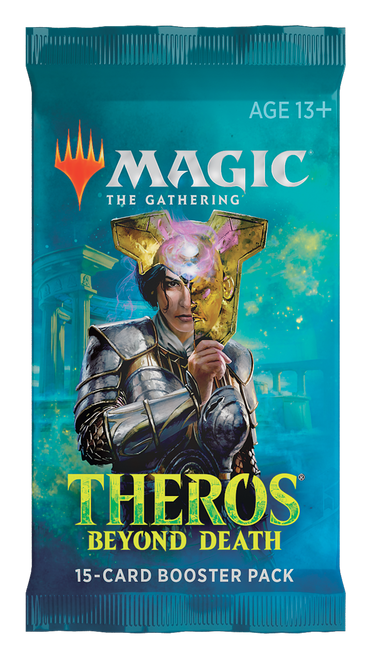 Theros Beyond Death Draft Booster Pack - Cerberus Games
