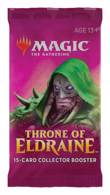 Throne of Eldraine Collector Booster Pack - Cerberus Games