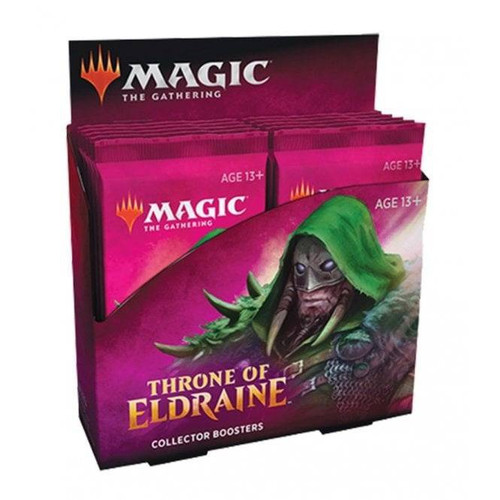 Throne of Eldraine Collector Booster Box - Cerberus Games