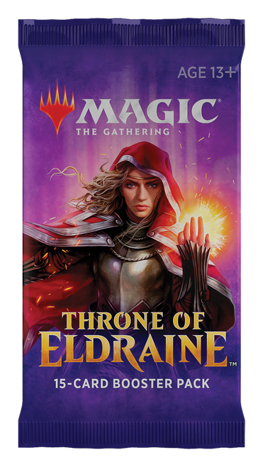 Throne of Eldraine Draft Booster Pack - Cerberus Games