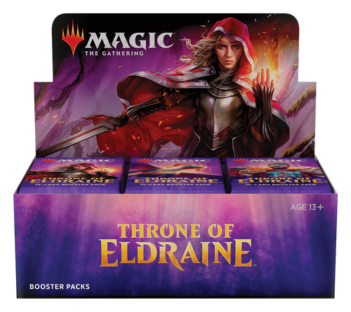 Throne of Eldraine Draft Booster Box - Cerberus Games