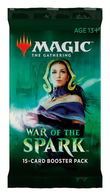 War of the Spark Booster Pack - Cerberus Games