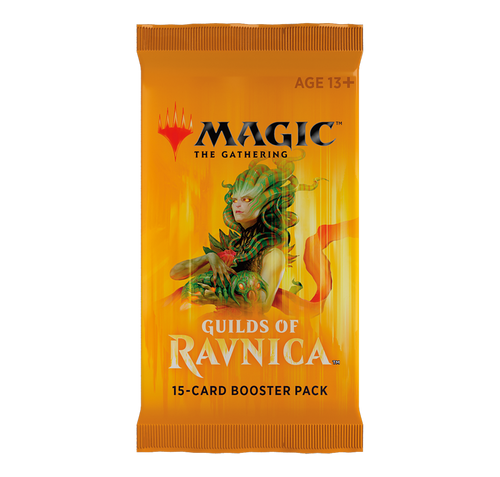 Guilds of Ravnica Booster Pack - Cerberus Games