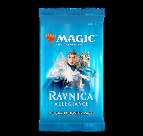 Ravnica Allegiance Booster Pack - Cerberus Games