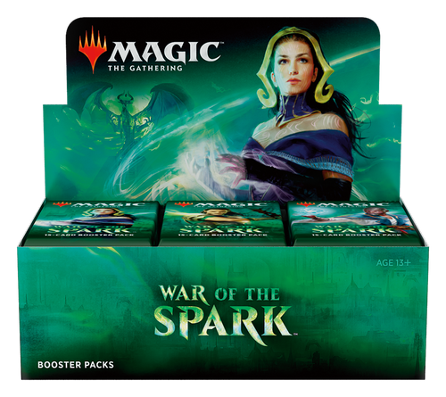 War of the Spark Booster Box - Cerberus Games