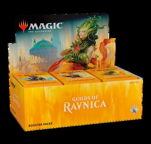Guilds of Ravnica Booster Box - Cerberus Games