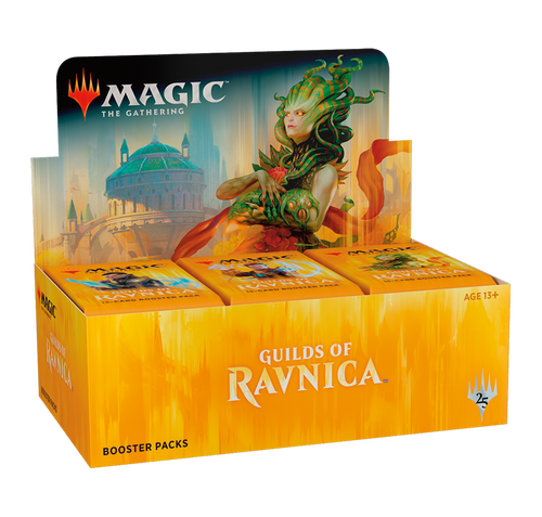 Guilds of Ravnica Booster Box - Cerberus Games
