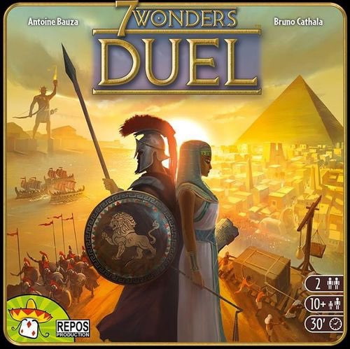 7 Wonders Duel - Cerberus Games