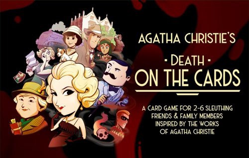Agatha Christie Death on the Cards - Cerberus Games
