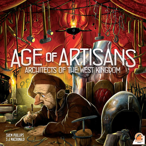 Architects of the West Kingdom Expansion Age of Artisans - Cerberus Games