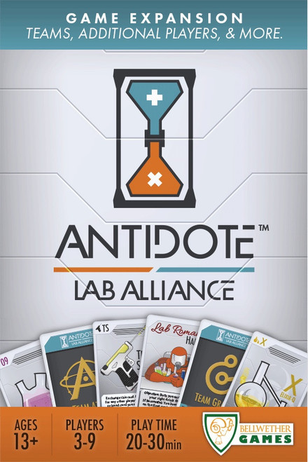 Antidote Expansion Lab Alliance - Cerberus Games