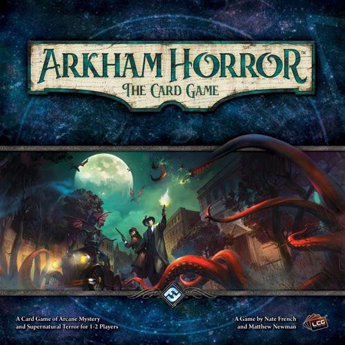 Arkham Horror Card Game - Cerberus Games