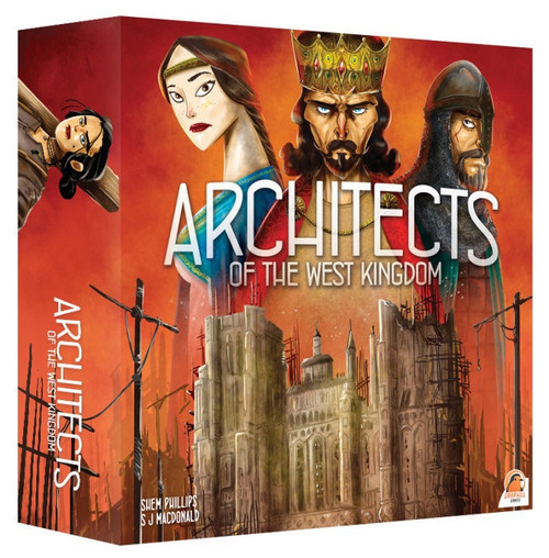 Architects of the West Kingdom - Cerberus Games