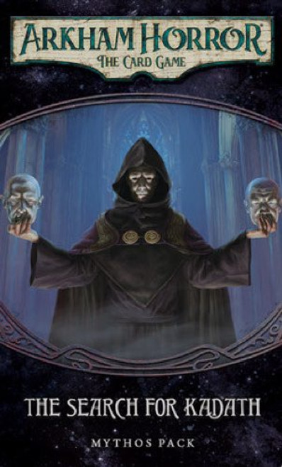Arkham Horror Card Game Expansion The Search for Kadath - Cerberus Games