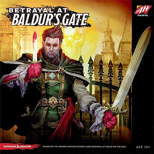 Betrayal at Baldurs Gate - Cerberus Games