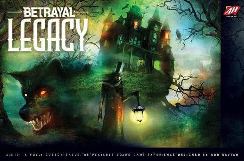 Betrayal Legacy - Cerberus Games