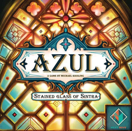 Azul Stained Glass of Sintra - Cerberus Games