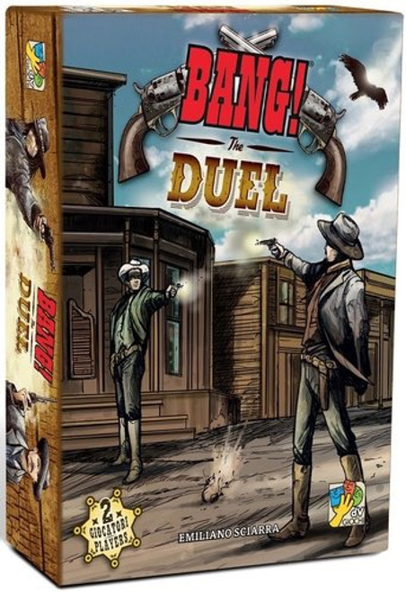 Bang The Duel - Cerberus Games