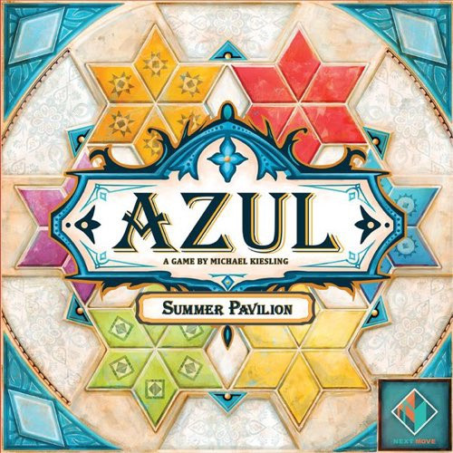 Azul Summer Pavilion - Cerberus Games