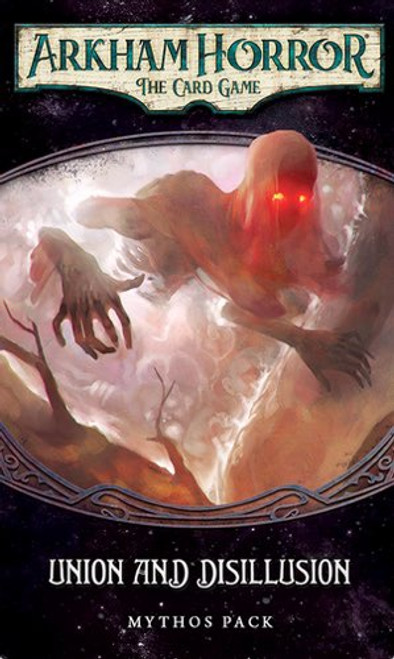Arkham Horror Card Game Expansion Union and Disillusion - Cerberus Games
