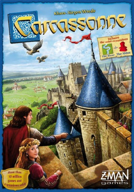 Carcassonne 2nd Edition - Cerberus Games