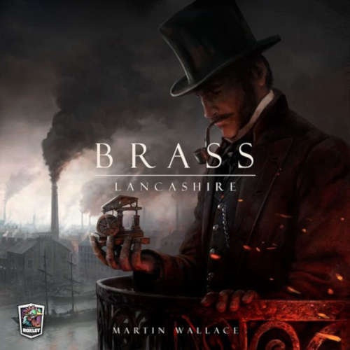 Brass Lancashire - Cerberus Games