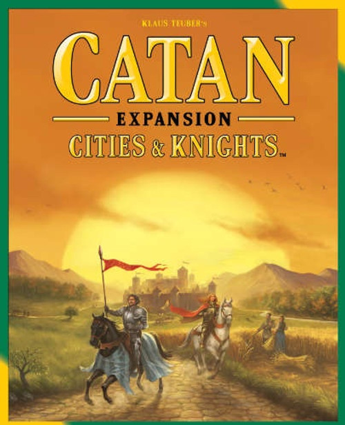 Catan Expansion Cities & Knights - Cerberus Games