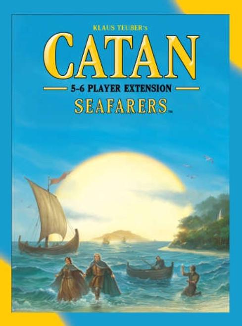 Catan Expansion Seafarers 5-6 - Cerberus Games