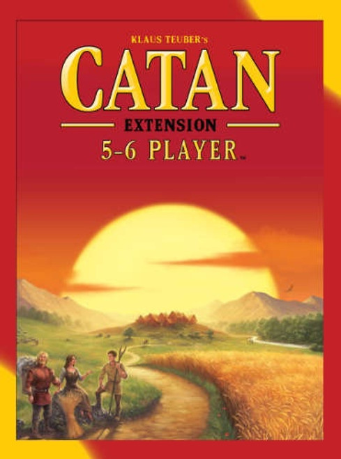 Catan Expansion 5-6 - Cerberus Games