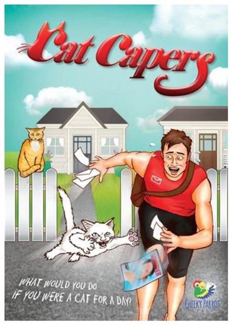 Cat Capers - Cerberus Games