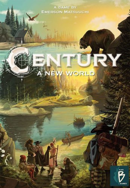 Century A New World - Cerberus Games
