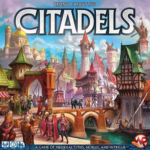 Citadels Deluxe - Cerberus Games