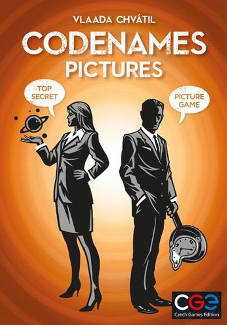 Codenames Pictures - Cerberus Games