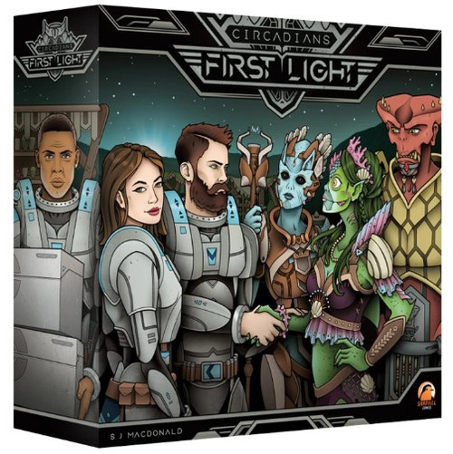 Circadians First Light - Cerberus Games