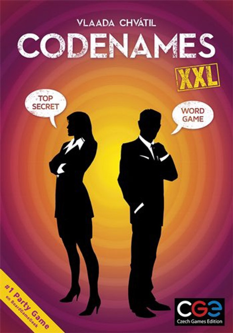 Codenames XXL - Cerberus Games