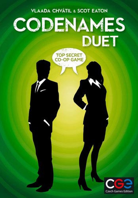 Codenames Duet - Cerberus Games