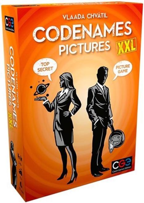 Codenames Pictures XXL - Cerberus Games