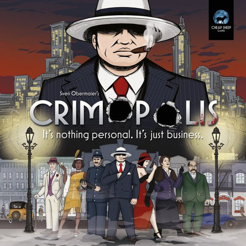 Crimopolis - Cerberus Games