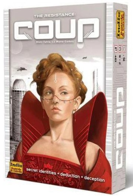 Coup - Cerberus Games