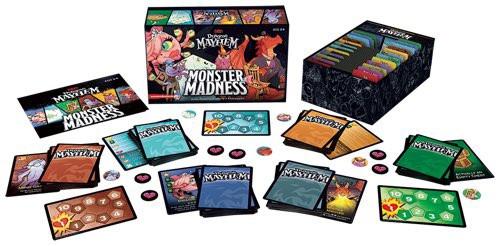 D&D Dungeon Mayhem Monster Madness - Cerberus Games