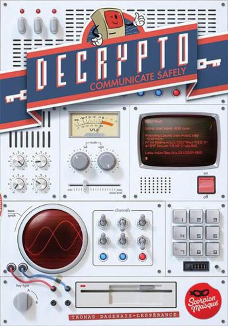 Decrypto - Cerberus Games