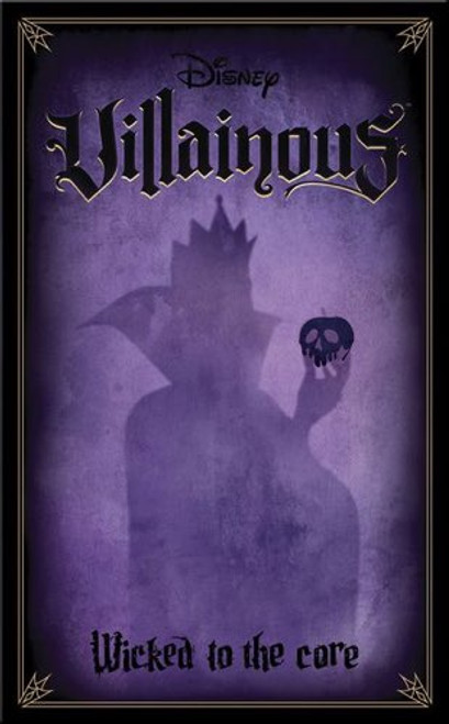 Disney Villainous Expansion Wicked to the Core - Cerberus Games