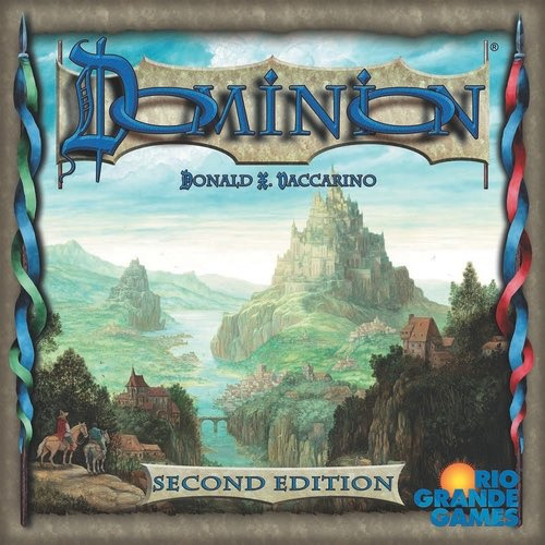 Dominion 2nd Edition - Cerberus Games