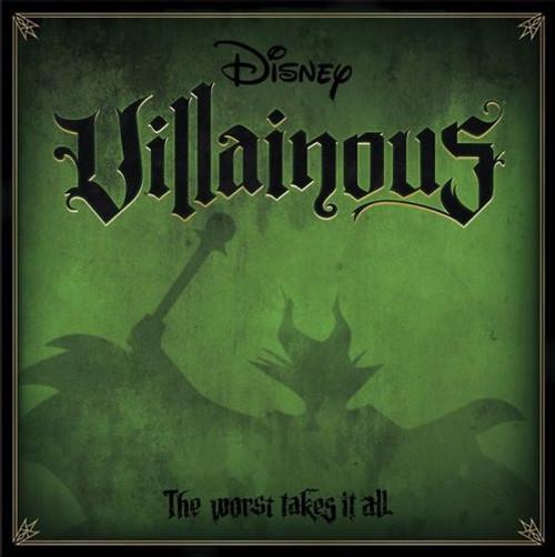 Disney Villainous - Cerberus Games