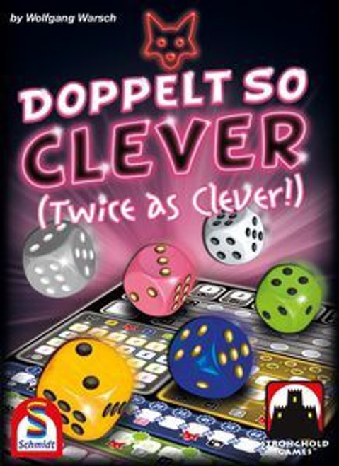 Doppelt So Clever (Twice as Clever) - Cerberus Games